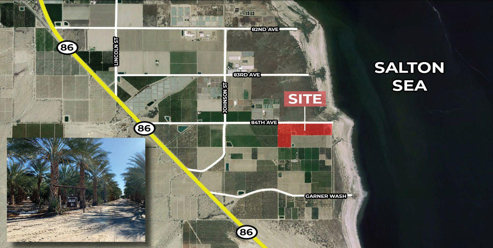 48.2 AC 92745 Avenue 84, OA Zoomed Aerial Web